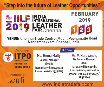 India International Leather Fair