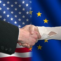 EU and US working on a wide scale innovating trade agreement
