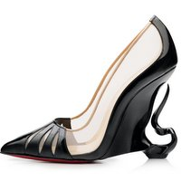 Louboutin announces Maleficent-inspired heels