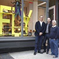FLY London opens first store in New York