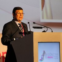 Miguel Plascencia, President of the Organising Committee of the World Footwear Congress, live on World Footwear