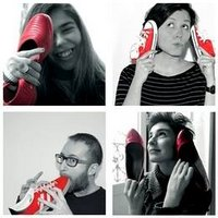 Exhibition shows footwear designed for people with cerebral palsy