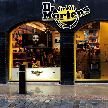 Dr Martens plans 100 new stores for the next five years