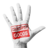 Counterfeit goods make up 2.5% of global imports