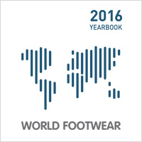 Worldwide footwear production reached 23.0 billion pairs in 2015