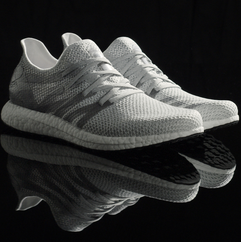 adidas presents the first product created in its Germany-based Speedfactory