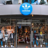 adidas Greater China achieves record sales