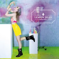 Lemon Jelly's first pop-up store in Asia