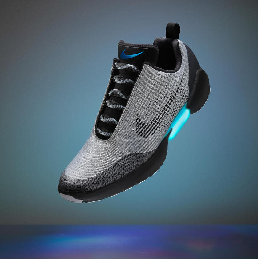 Nike's self-lacing sneakers to cost 720 US dollars