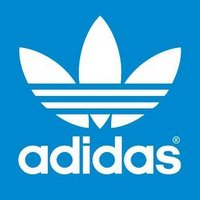 adidas with strong performance