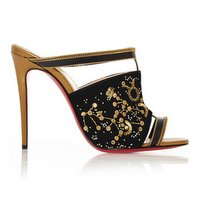 Christian Louboutin with capsule edition for Moda Operandi