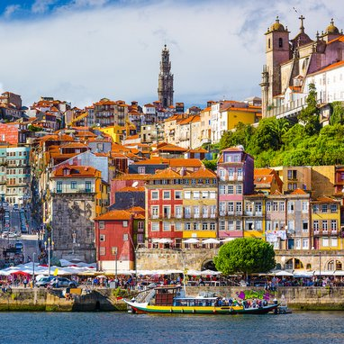 Porto, the hosting city of the UITIC Congress