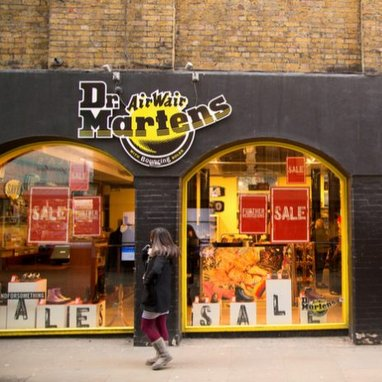 Dr Martens CEO steps down
