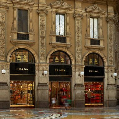 Prada's revenue slips 10%