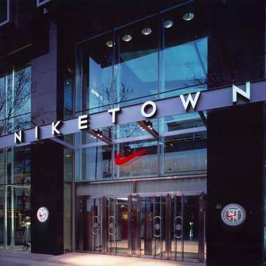 Niketown to open in Dubai