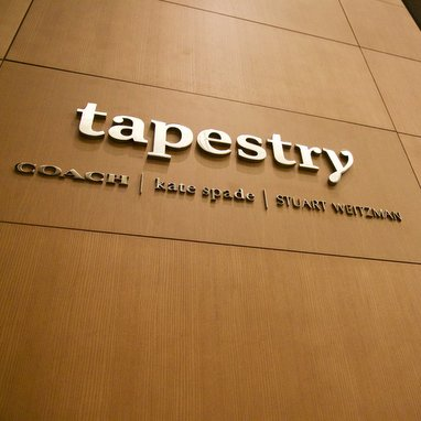 Kate Spade weights on Tapestry's results