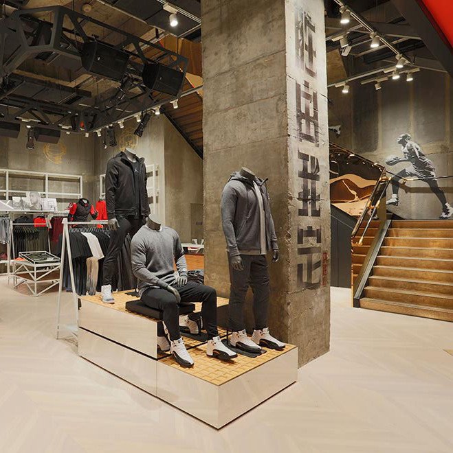 Largest Jordan-only store in Asia opens