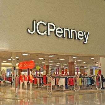 JC Penney and Nike team up for shop-in-shops
