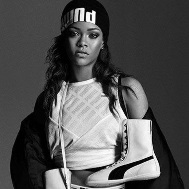 Rihanna & Puma: a profitable partnership