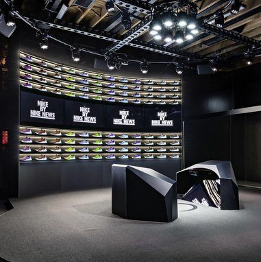 Nike offers shoes customised in 90 minutes