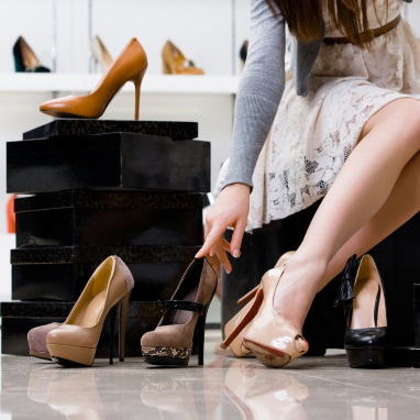 Footwear retail trade largely dissatisfied
