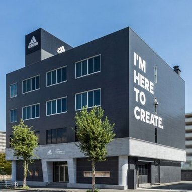 adidas opens footwear lab in Japan