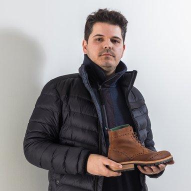 New Generation: Meet Agostinho Marques