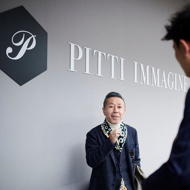 Lively atmosphere and positive balance at Pitti Uomo