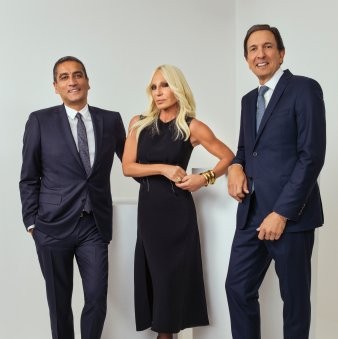 Michael Kors acquires Versace