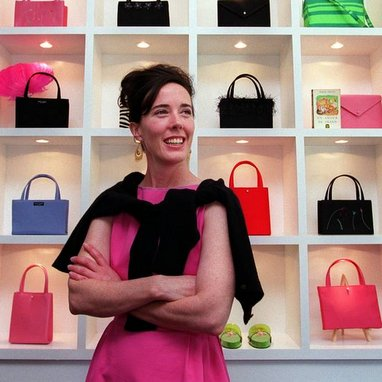 Kate Spade supporting suicide prevention and mental health