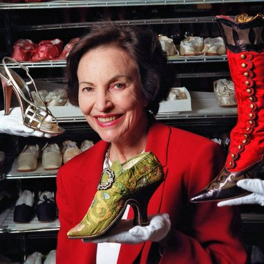 The goodbye to Sonja Bata