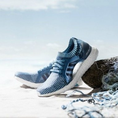 adidas: 1 million pairs of sneakers made from ocean trash