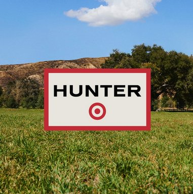 Target and Hunter with limited-edition collection