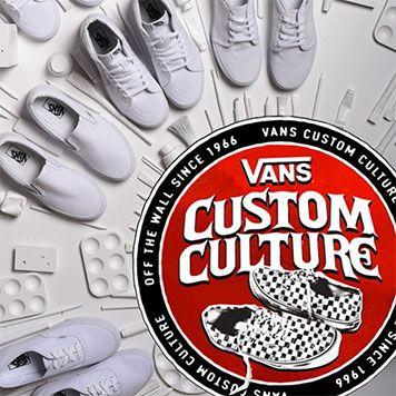Vans launches shoe customization contest