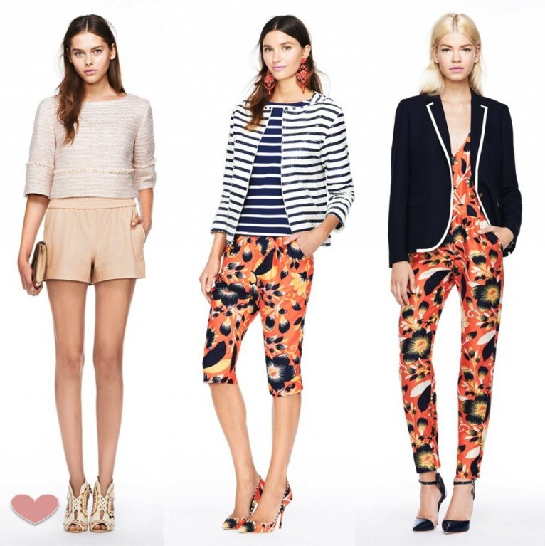 Changes at J.Crew Group