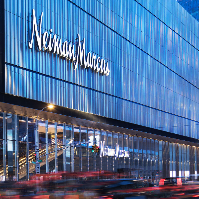 Neiman Marcus with significant loss
