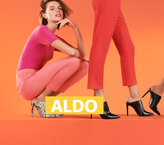 Aldo to eliminate single-use shopping bags
