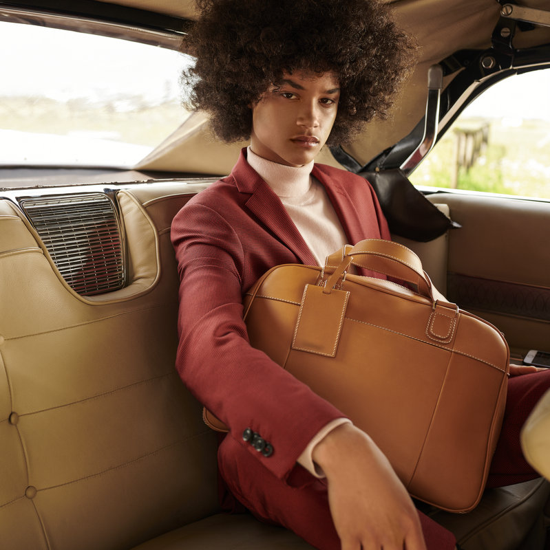 Portuguese Leather Goods Campaign