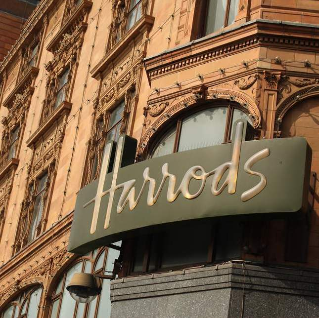 Harrods: world's best performing luxury department store