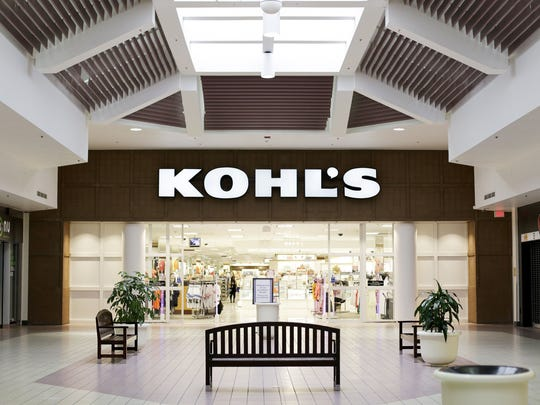 Kohl's with flat revenue