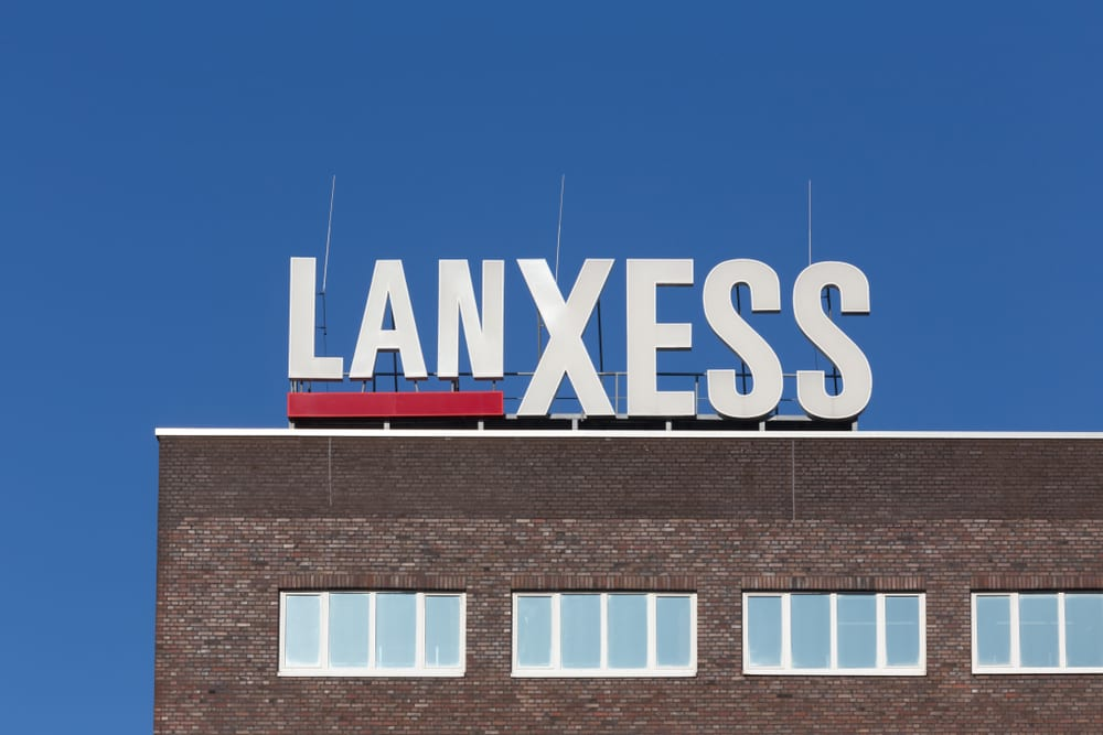 Lanxess is targeting footwear