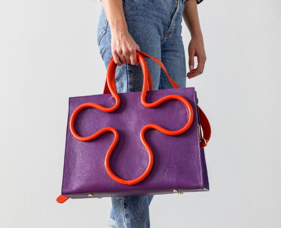 Limited edition bags by Joana Vasconcelos and Labuta