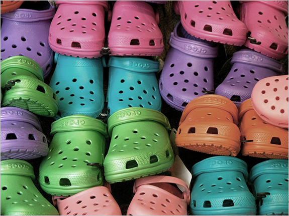Crocs with successful year