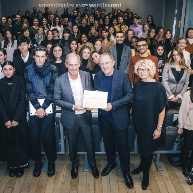 Institut Français de la Mode inaugurated IFM - Kering Sustainability Chair