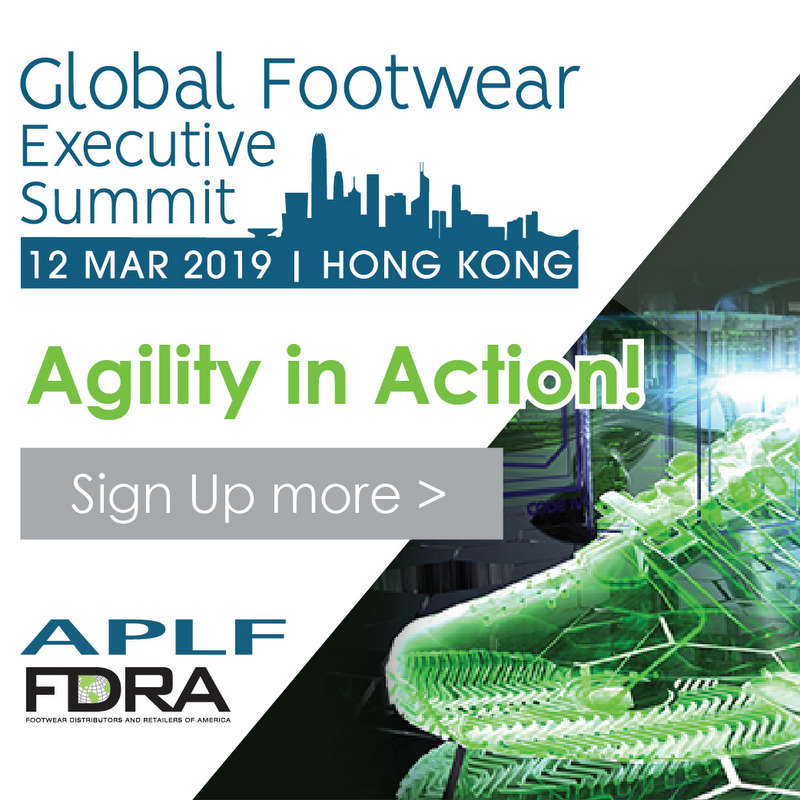 Global Footwear Executive Summit: Agility in Action