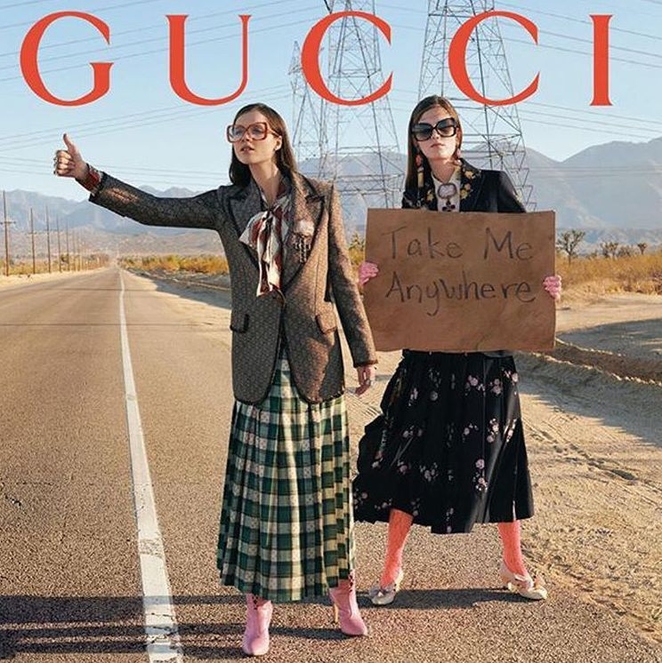 Gucci's new strategy to connect with millennials