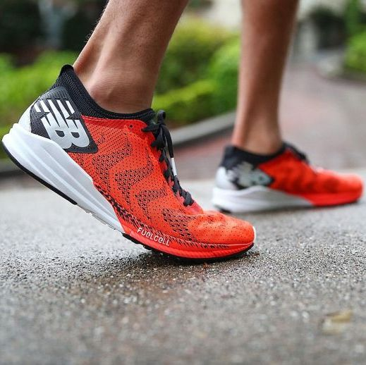 New Balance launches new platform for running shoes