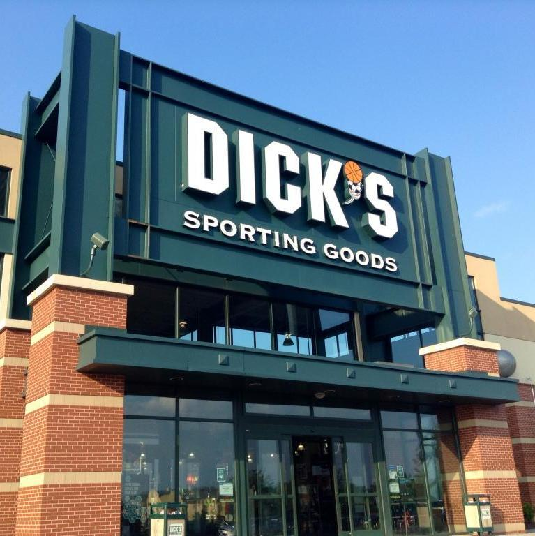 Dick's Sporting Goods consolidates sales