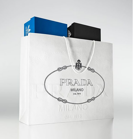 adidas and Prada in collaboration