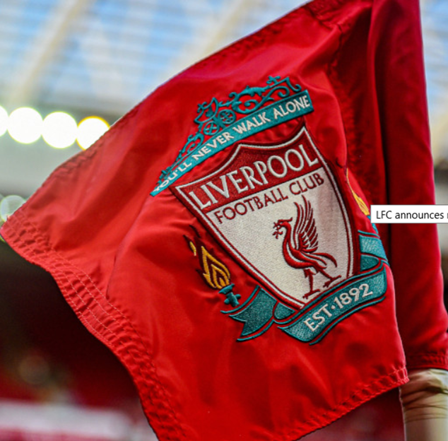 Liverpool and Nike with multi-year partnership deal